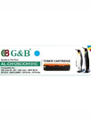 کارتریج آبی G&B HP 131A