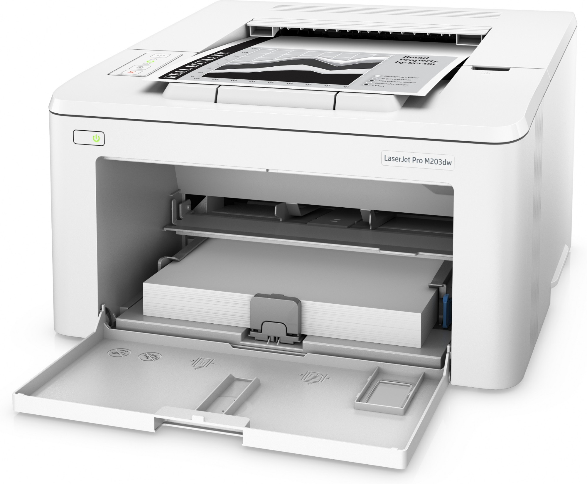 Printer HP Laserjet Pro M203dw
